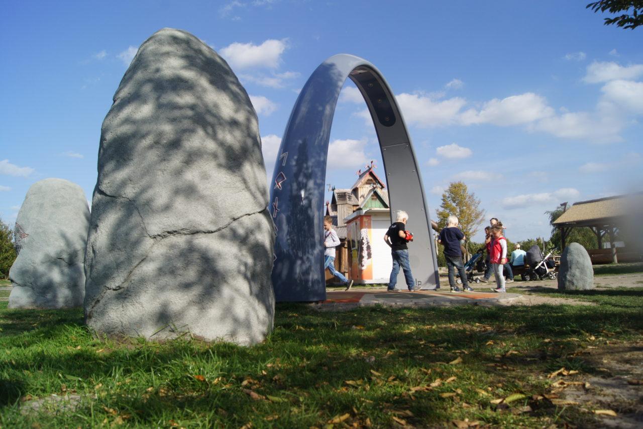 Yalp Sona - Spielbogen - Im Freizeitpark