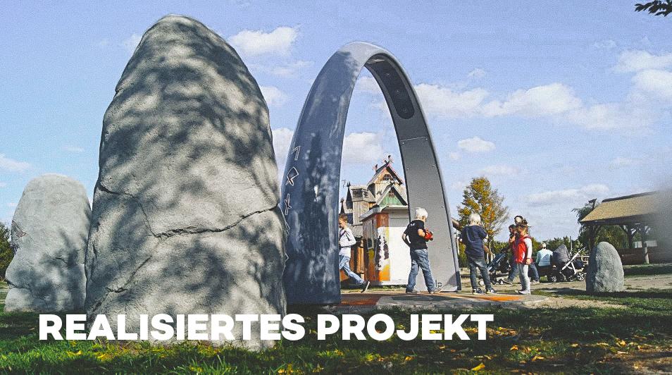Das realisierte Projekt bei Tier- und Freizeitpark Thüle